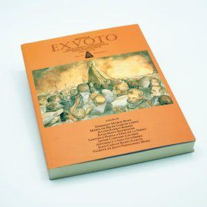 Revista Exvoto nº 1, de divulgación con la que la Hermandad pretende incentivar el estudio, la interpretación y el conocimiento de la realidad rociera