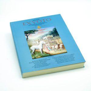 Revista Exvoto nº 2, de divulgación con la que la Hermandad pretende incentivar el estudio, la interpretación y el conocimiento de la realidad rociera