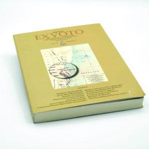 Revista Exvoto nº 3, de divulgación con la que la Hermandad pretende incentivar el estudio, la interpretación y el conocimiento de la realidad rociera