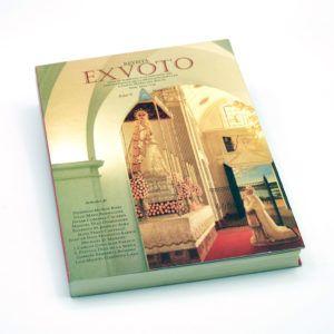 Revista Exvoto nº 4, de divulgación con la que la Hermandad pretende incentivar el estudio, la interpretación y el conocimiento de la realidad rociera
