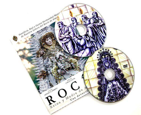 Película: 'Rocío. Reina y Madre de Andalucía. Una devoción universal'. Incluye DVD y CD
