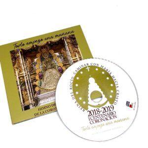 Himno del Centenario de la Coronación Canónica de la Virgen del Rocío en CD. Autor y compositor: Rafael González Serna