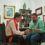 El almonteño Diego Ramírez pintará la felicitación navideña de la Matriz
