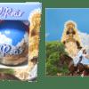 Bola de navidad Virgen del Rocío Santuario