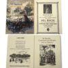 """Colección de libros """"PASTOR DIVINO"""", los cuatro títulos unidos en una colección."""