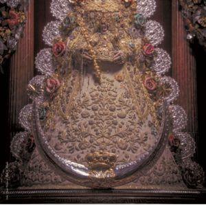 Calendario Virgen del Rocío Reina 2021